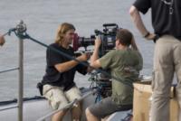 Guy Ritchie - Pozzuoli - 26-09-2013 - Guy Ritchie, regista idrofobo sul set di The Man from U.N.C.L.E.