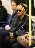 Rihanna - 27-09-2013 - Lourdes Leon: la metro di New York ha la sua diva