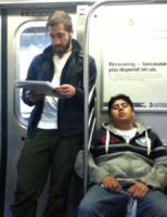 Jake Gyllenhaal - 27-09-2013 - Lourdes Leon: la metro di New York ha la sua diva