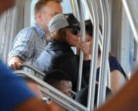 Madonna - 27-09-2013 - Lourdes Leon: la metro di New York ha la sua diva