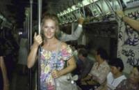 Maryl Streep - 27-09-2013 - Lourdes Leon: la metro di New York ha la sua diva