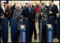 Principe Carlo d'Inghilterra, Camilla Parker Bowles - Londra - Londra - 27-09-2013 - Il desiderio metropolitano delle star…come noi