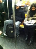 Bradley Cooper - 27-09-2013 - Lourdes Leon: la metro di New York ha la sua diva