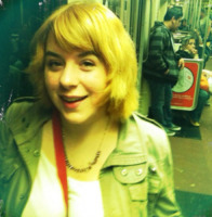 Isabella Cruise - New York - Los Angeles - 27-09-2013 - Dalle stelle…ai cunicoli ferroviari della metro