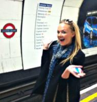 Spice Girls, Emma Bunton - Londra - 27-09-2013 - Il desiderio metropolitano delle star…come noi