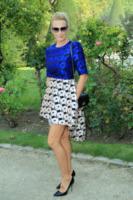 Estelle Lefebure - 27-09-2013 - Addio, abito lungo: sul red carpet si impone lo spezzato
