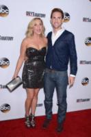 Christopher Gavigan, Jessica Capshaw - Hollywood - 28-09-2013 - Grey's Anatomy festeggia il 200esimo episodio