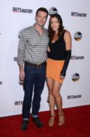 Marika Dominczyk, Scott Foley - Hollywood - 28-09-2013 - Grey's Anatomy festeggia il 200esimo episodio