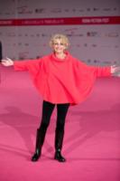 Enrica Bonaccorti - Roma - 28-09-2013 - La mantella, intramontabile classico senza tempo