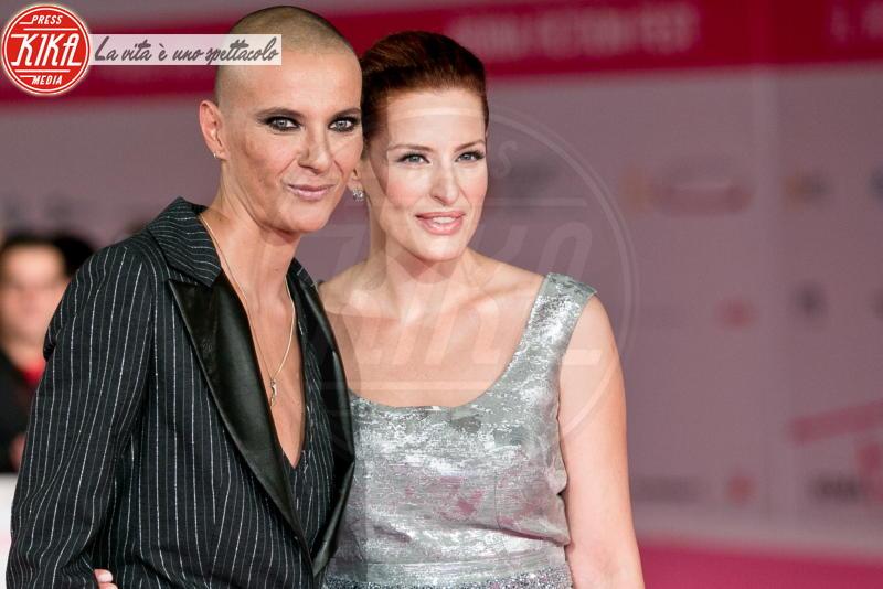 Simona Borioni, Rosalinda Celentano - Roma - 28-09-2013 - Cara, Michelle e le altre: quando lei & lei sono in coppia