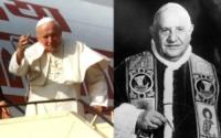 Papa Giovanni Paolo II, Giovanni XXIII - 30-09-2013 - Giovanni Paolo II e Giovanni XXIII santi il 27 aprile