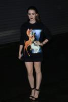 Lily Collins - 29-09-2013 - Michelle Hunziker e Lily Collins: chi lo indossa meglio?