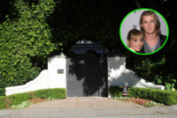Casa di Chris Hemsworth - Los Angeles - 30-09-2013 - Hemsworth-Pataky: un nido d'amore da cinque milioni di dollari