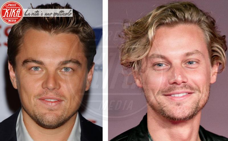 Davide Silvestri, Leonardo DiCaprio - Roma - 28-09-2013 - Separati alla nascita: ma siete identici!