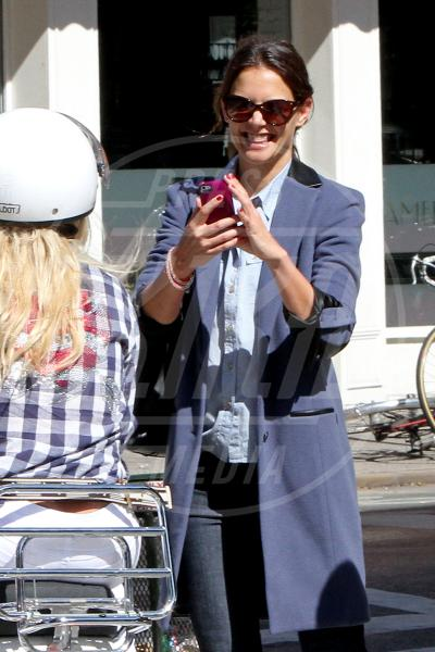 Katie Holmes - New York - 30-09-2013 - Chi di macchina fotografica ferisce…
