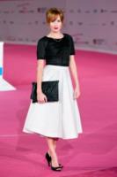 Tatiana Pauhofova - Roma - 29-09-2013 - Addio, abito lungo: sul red carpet si impone lo spezzato