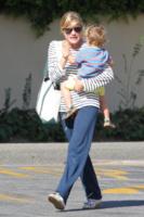 Arthur Saint Bleick, Selma Blair - Los Angeles - 01-10-2013 - Selma Blair, che figuraccia in aereo!