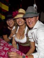 Michael Schumacher - Munich - 01-10-2013 - Schumacher beve per dimenticare i bei tempi da pilota