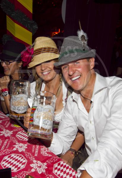 Michael Schumacher - Munich - 01-10-2013 - Camilla di Cornovaglia, in vino veritas?