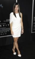 Sandra Bullock - New York - 01-10-2013 - Non solo LBD: oggi il tubino è anche bianco!