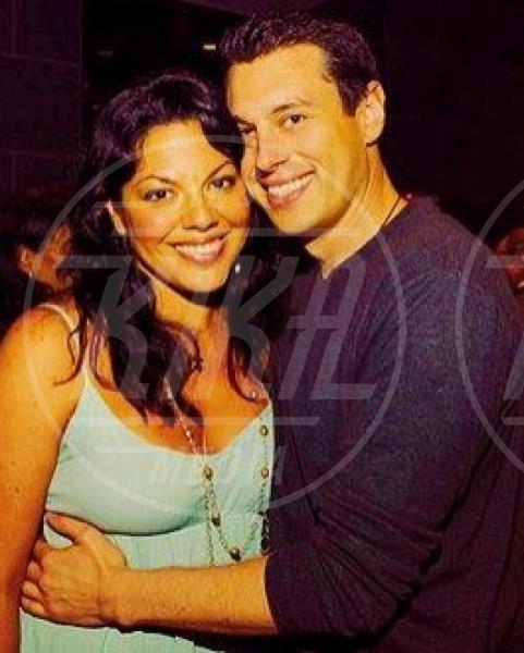 Ryan Debolt, Sara Ramirez - Los Angeles - 20-11-2011 - Le partecipazioni? Macchè, I vip preferiscono le nozze segrete