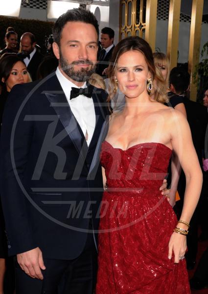 Jennifer Garner, Ben Affleck - Beverly Hills - 13-01-2013 - Le partecipazioni? Macchè, I vip preferiscono le nozze segrete