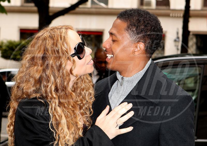 Mariah Carey, Nick Cannon - Parigi - 27-04-2012 - Le partecipazioni? Macchè, I vip preferiscono le nozze segrete