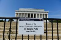 Shutdown - Washington - 01-10-2013 - America: comincia lo shutdown. Chiusi musei e parchi