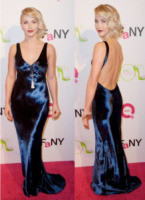 New York - 01-10-2013 - Vade retro abito! Julianne Hough al QVC and Ffany Gala