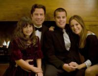 Jett Travolta, Kelly Preston, John Travolta - Hollywood - 03-01-2009 - La fama dei genitori nuoce ai figli, la maledizione continua