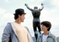 Sage Stallone, Sylvester Stallone - Hollywood - 13-07-1990 - La fama dei genitori nuoce ai figli, la maledizione continua
