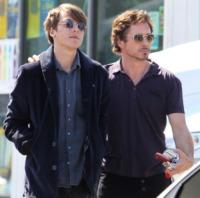 Indio Downey, Robert Downey Jr - Malibu - 20-08-2011 - La fama dei genitori nuoce ai figli, la maledizione continua