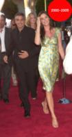 Lisa Snowdon, George Clooney - Los Angeles - 15-07-2004 - La nuova fidanzata di George Clooney? Una vecchia scappatella