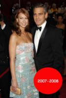 Sarah Larson, George Clooney - Hollywood - 24-02-2008 - La nuova fidanzata di George Clooney? Una vecchia scappatella