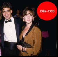 Talia Balsam, George Clooney - Hollywood - 27-12-2005 - La nuova fidanzata di George Clooney? Una vecchia scappatella