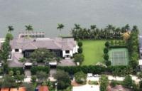 Villa, Enrique Iglesias - Miami - 03-10-2013 - Enrique Iglesias costruisce la sua casa da single a Miami
