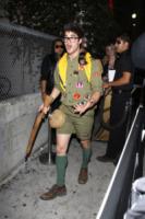 Darren Criss - Los Angeles - 28-10-2012 - Ad Halloween le star si vestono così