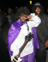 Puff Daddy - Los Angeles - 28-10-2012 - Ad Halloween le star si vestono così