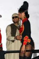 Chris Brown - Los Angeles - 31-10-2012 - Ad Halloween le star si vestono così