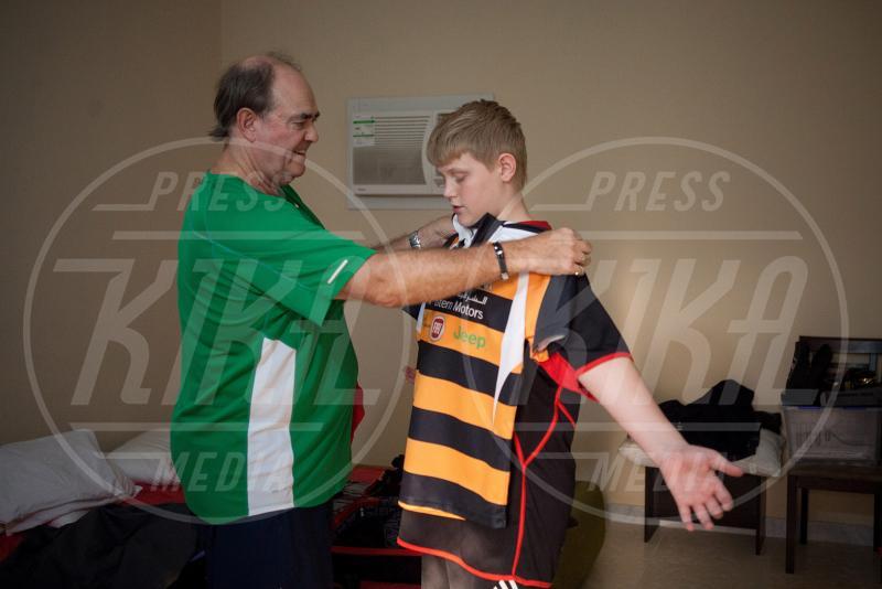 Tony Thompson, Joe Thompson - Londra - 06-10-2013 - Joe Thompson: la paura di volare sconfitta con l'ipnosi