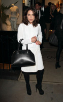 Tallulah Harlech - Londra - 16-09-2013 - Le celebrities vanno in bianco… anche d'inverno!