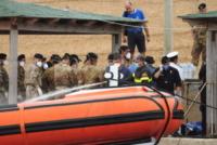 Tragedia a Lampedusa - Lampedusa - 07-10-2013 - Lampedusa: il bilancio dei morti sale a 211