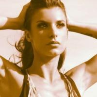 Elisabetta Canalis - Los Angeles - 07-10-2013 - Dillo con un tweet: in palestra con Costantino Vitagliano