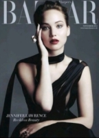 Jennifer Lawrence - Los Angeles - 07-10-2013 - Il lato positivo di Jennifer Lawrence su Harper's Bazaar UK