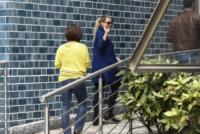 Michelle Hunziker - Milano - 09-10-2013 - Michelle Hunziker è entrata in clinica: partorirà a breve