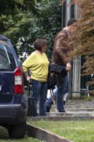Milano - 09-10-2013 - Michelle Hunziker è entrata in clinica: partorirà a breve