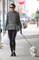 Olivia Palermo - New York - 09-10-2013 - Quando una normale passeggiata diventa una passerella