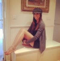 Elisabetta Gregoraci - Los Angeles - 10-10-2013 - Dillo con un tweet: una pallavolista per Aldo Montano
