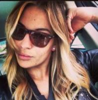 Veronica Angeloni - Los Angeles - 10-10-2013 - Dillo con un tweet: una pallavolista per Aldo Montano