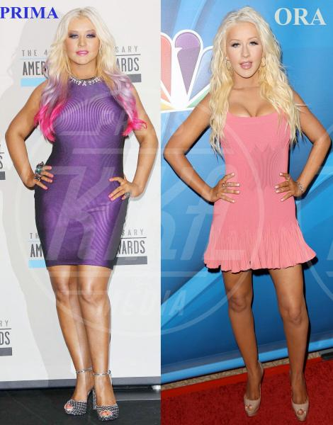 Christina Aguilera - 11-10-2013 - Christina Aguilera, magra e bella con il bisturi?